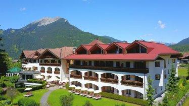 Hotel Alpen Residence Garten