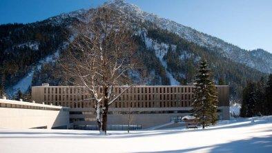 Rückansicht Alpenhotel Ammerwald, © Alpenhotel Ammerwald