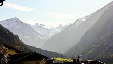 Haus Alpenkönig - Aussicht
