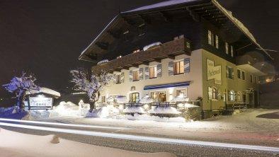 Haus Winter Nacht 1