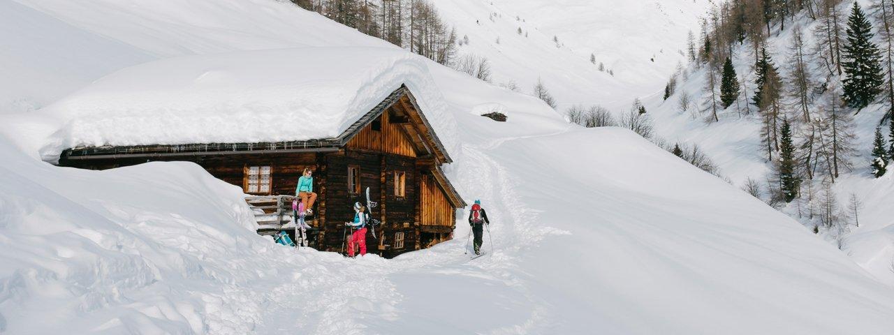Ski touring in Tirol, © Tirol Werbung/Hans Herbig