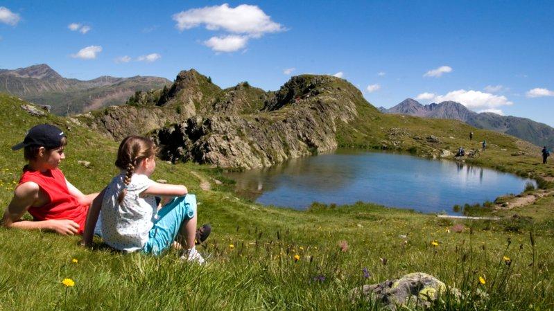 Thurntaler Seen lakes, © Alois Bergmann