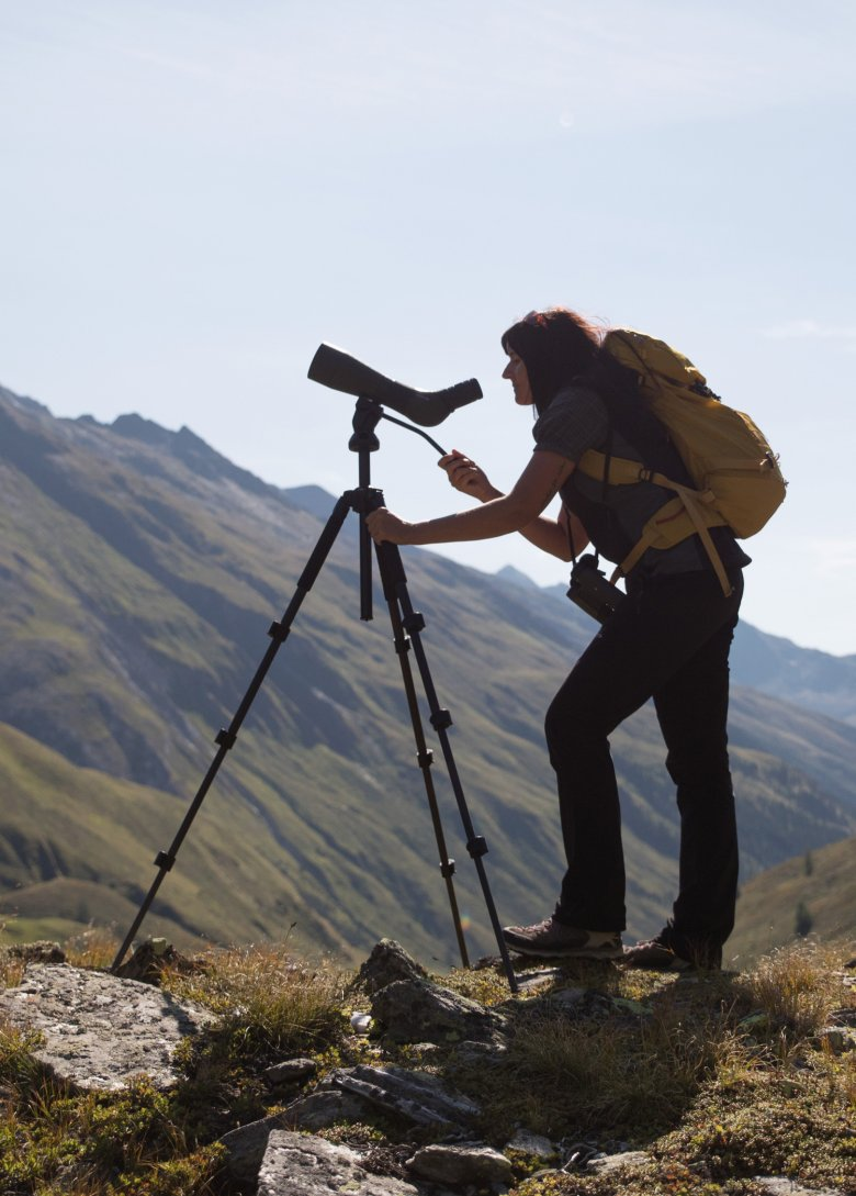 Carola Trojer is a Ranger at Hohe Tauern National Park.
