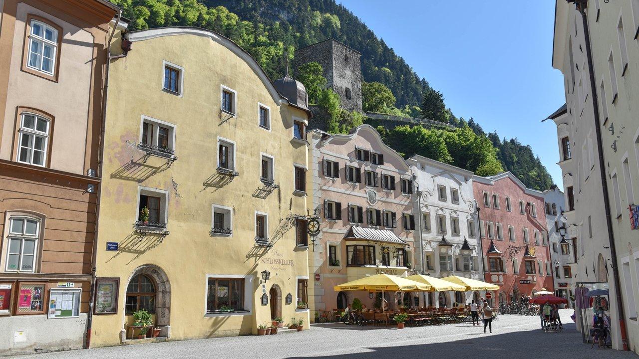 Rattenberg in summer, © Alpbachtal Tourismus / G. Griessenböck