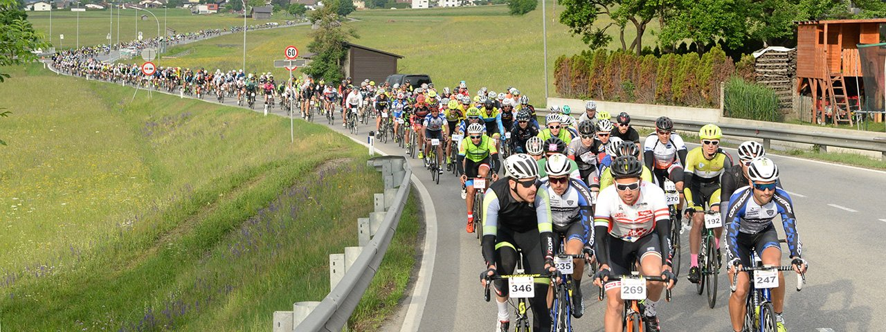 The Imst Cycling Marathon offers many ways to challenge yourself on scenic roads, © sportograf