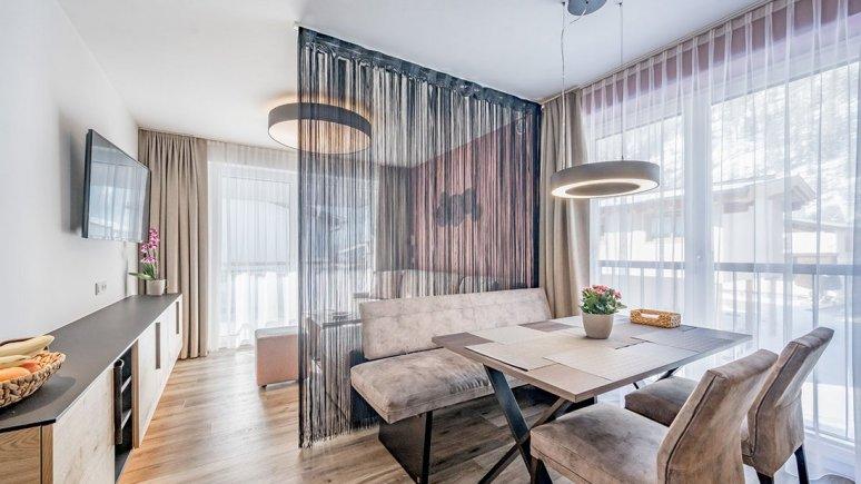 Living area, © Jordan's Lodge 126