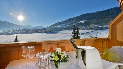 Suite-Balkon