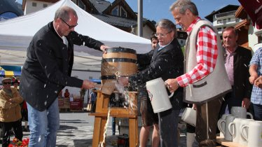 The Paznaun Market Day is a social gathering filled with soul-nourishing events, © TVB Paznaun-Ischgl