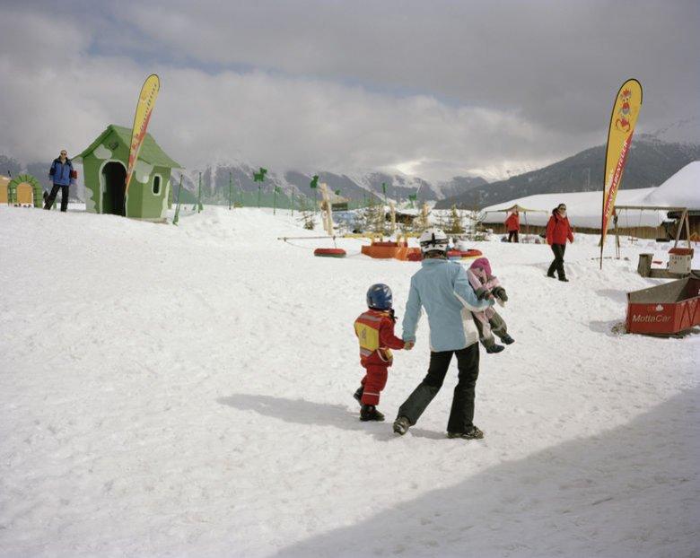 On-Snow play area Serfaus-Fiss-Ladis Ski Resort