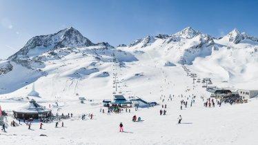 Stubai Glacier ski resort, © Stubaier Gletscher/Andre Schönherr