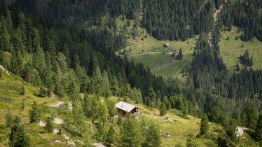 Trelebitsch-Alm hut in the Hohe Tauern National Park, © Sebastian Höhn
