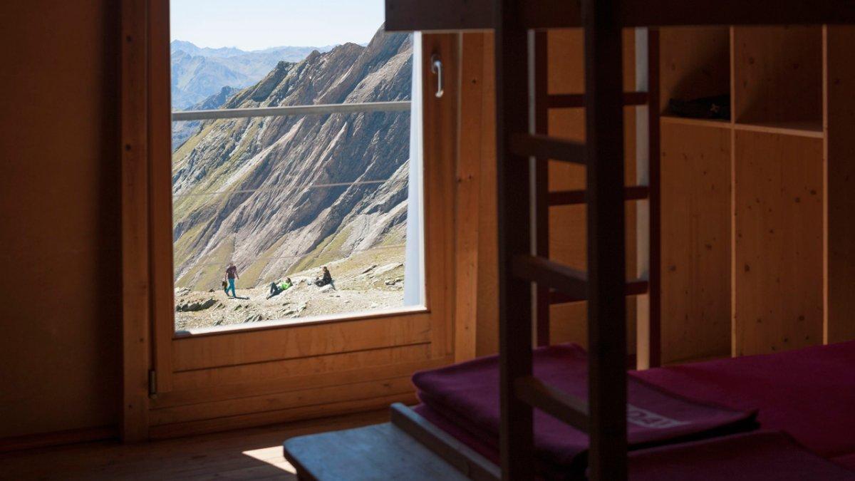 Eagle Walk: Fabulous views from the Stüdlhütte hut, © Tirol Werbung