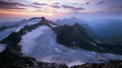 Wilder Freiger am Stubaier Gletscher