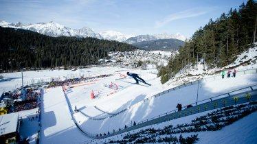 Nordic Combined World Cup in Seefeld, © Olympiaregion Seefeld/Stephan Elsler