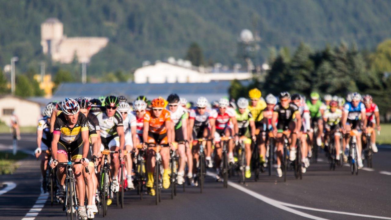 Dolomites Cycling Marathon, © Dolomitenradrundfahrt