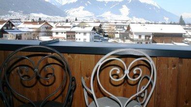 Bergblick vom Innsbruck-Zimmer