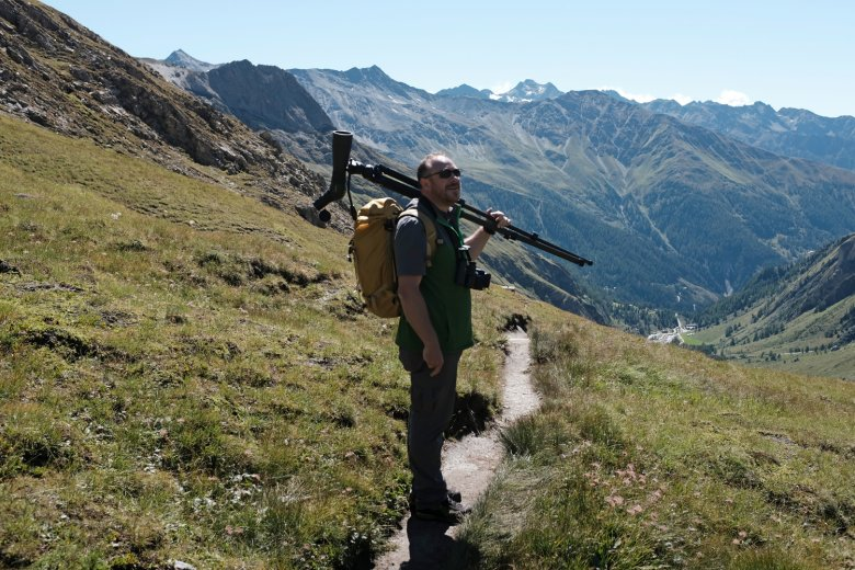 … we head out into the Hohe Tauern National Park with a ranger to explore the area around the Großglockner mountain in search of the Big 5.
