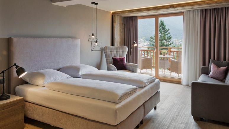 Room at Natur & Spa Hotel Lärchenhof, © Natur & Spa Hotel Lärchenhof