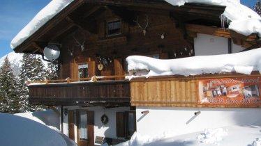 Hütte Thaler in Hochfügen im Zillertal