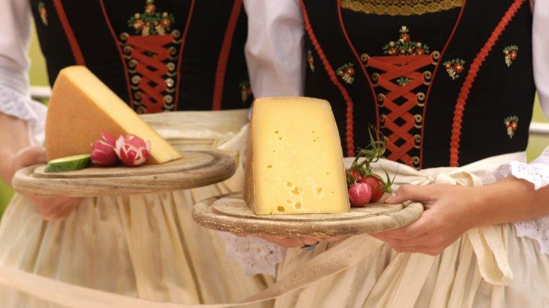 Paznaun Alpine Cheese, © TVB Paznaun-Ischgl