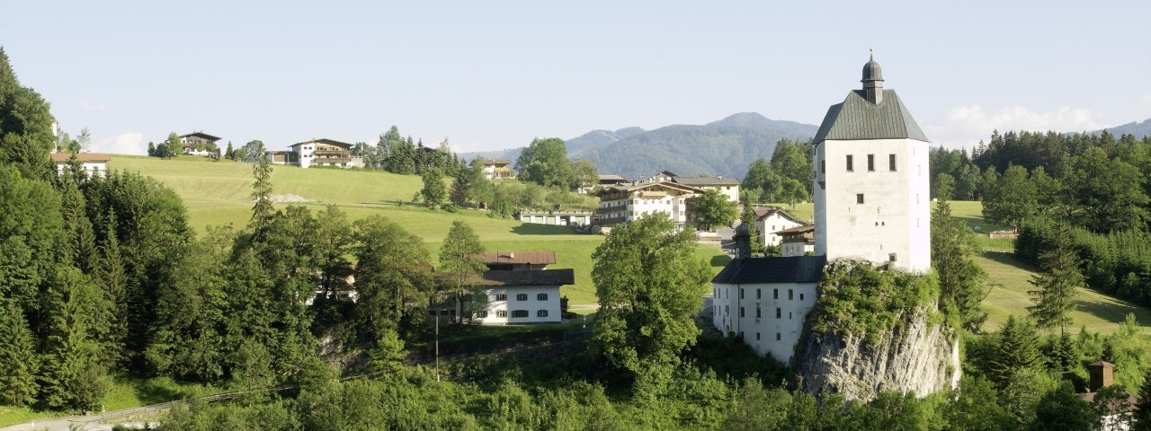 Mariastein in summer, © Kitzbüheler Alpen/West.Fotostudio