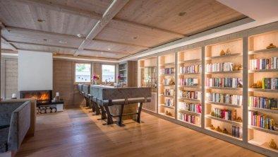 Hotel Thierseerhof Bibliothek