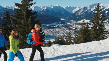 Winter hike to the Dürrenberger Alm hut, © Gerhard Eisenschink