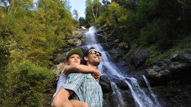 The Nature Adventure Trail near the Schleierwasserfall waterfall, © Wörgötter & Friends
