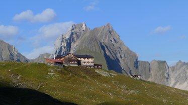 Freispitze, © Memmingerhütte
