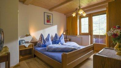 Schlafzimmer Appartment Josef
