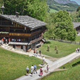 Tirol Farmstead Museum, © Museum Tiroler Bauernhöfe