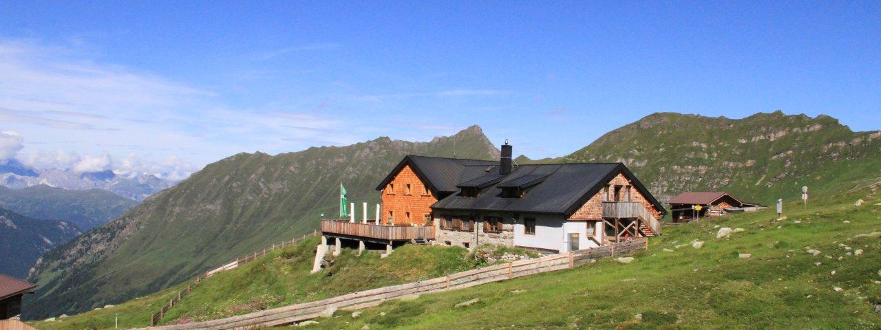 Geraer Hütte, © Geraer Hütte