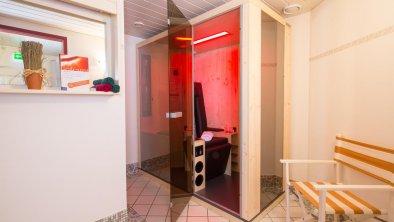 Hotel Alpenrose Kufstein - Infrarotkabine, © Alpenrose