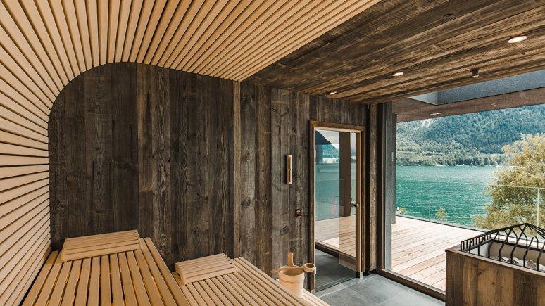 Sauna, Seehotel Einwaller, © Seehotel Einwaller