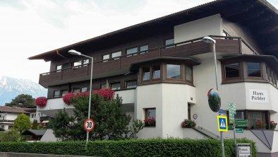 Haus Pichler Seitenansicht