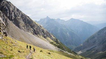 Hiking The Eagle Walk, © Tirol Werbung/Dominik Gigler