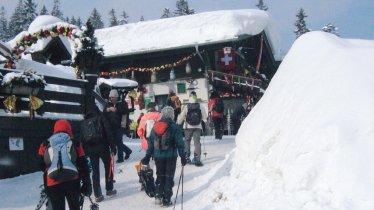 Snowshoe Hike atop Brunschkopf Peak, © Foto Athesia Tappeiner