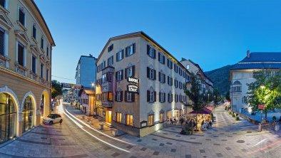 Hotel Goldener Löwe Kufstein Nacht