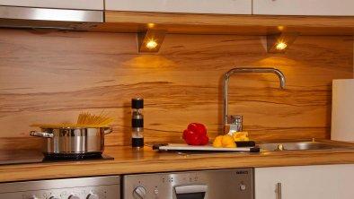 Apart Gletscherblick Küche
