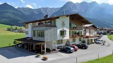 Hotel Garni Tirol - Sommerurlaub in Walchsee