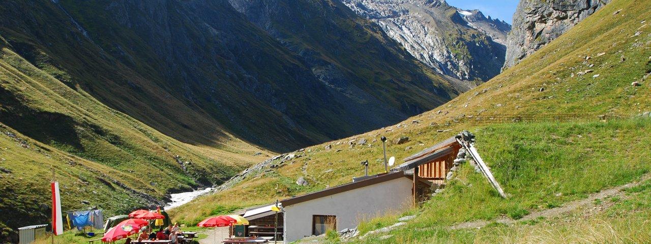 Clarahütte, © Anne Gabl