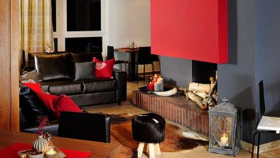 Couch am Kamin, © Hotel Kapeller Betriebsges. m. b. H