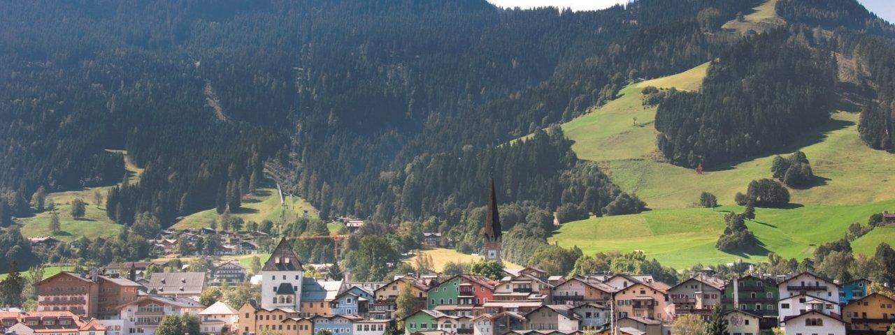 Kitzbühel in summer, © Tirol Werbung/Peter Freiberger