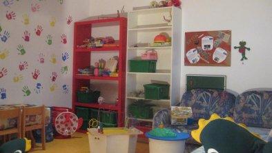 Kinderspielzimmer mit Kino