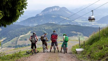 Tirol Mountain Bike Safari Stage in Wildschönau, © Tirol Werbung/Oliver Soulas