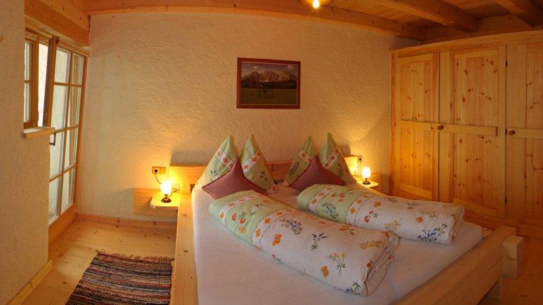 Bedroom, Obere Regalm, © Huetten.com