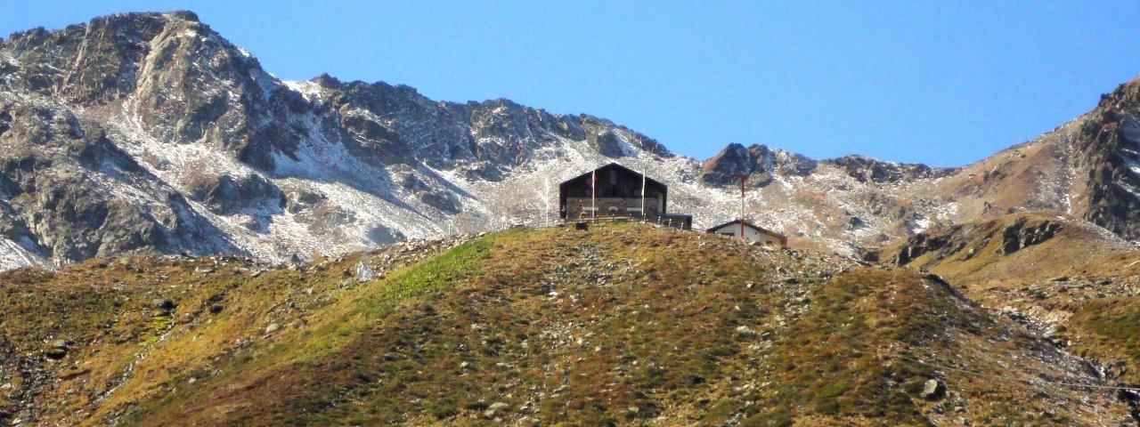 Pforzheimerhütte, © Tirol Werbung/Ines Mayerl