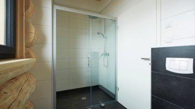 Badezimmer Erdgeschoß - Dusche