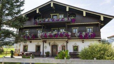 Gästehaus Weissenbach am Walchsee - Sommer