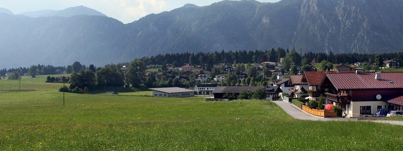Angerberg in summer, © Kitzbüheler Alpen